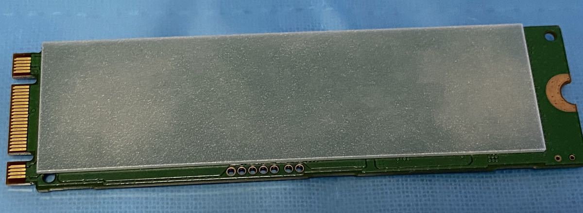 【2200時間】SAMSUNG MZNLN512HMJP-00007 512GB SSD M.2【動作品】