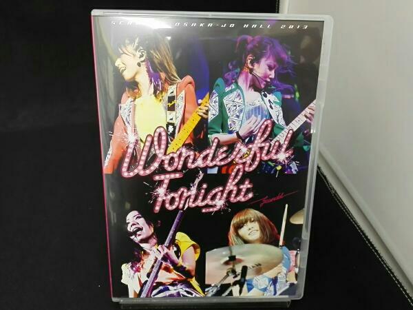 SCANDAL OSAKA-JO HALL 2013 Wonderful Tonight (DVD) ライブグッズの画像