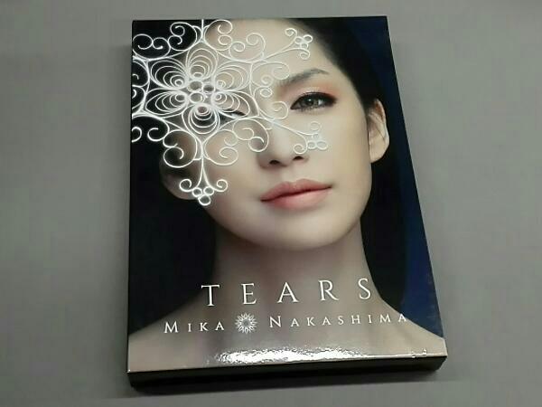 中島美嘉 TEARS(ALL SINGLES BEST)(初回生産限定盤)(DVD付) ライブグッズの画像