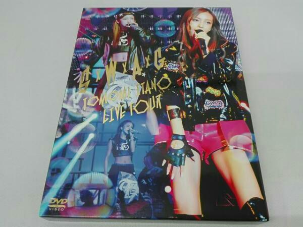 Tomomi Itano Live Tour~S×W×A×G~ 板野友美 2枚組