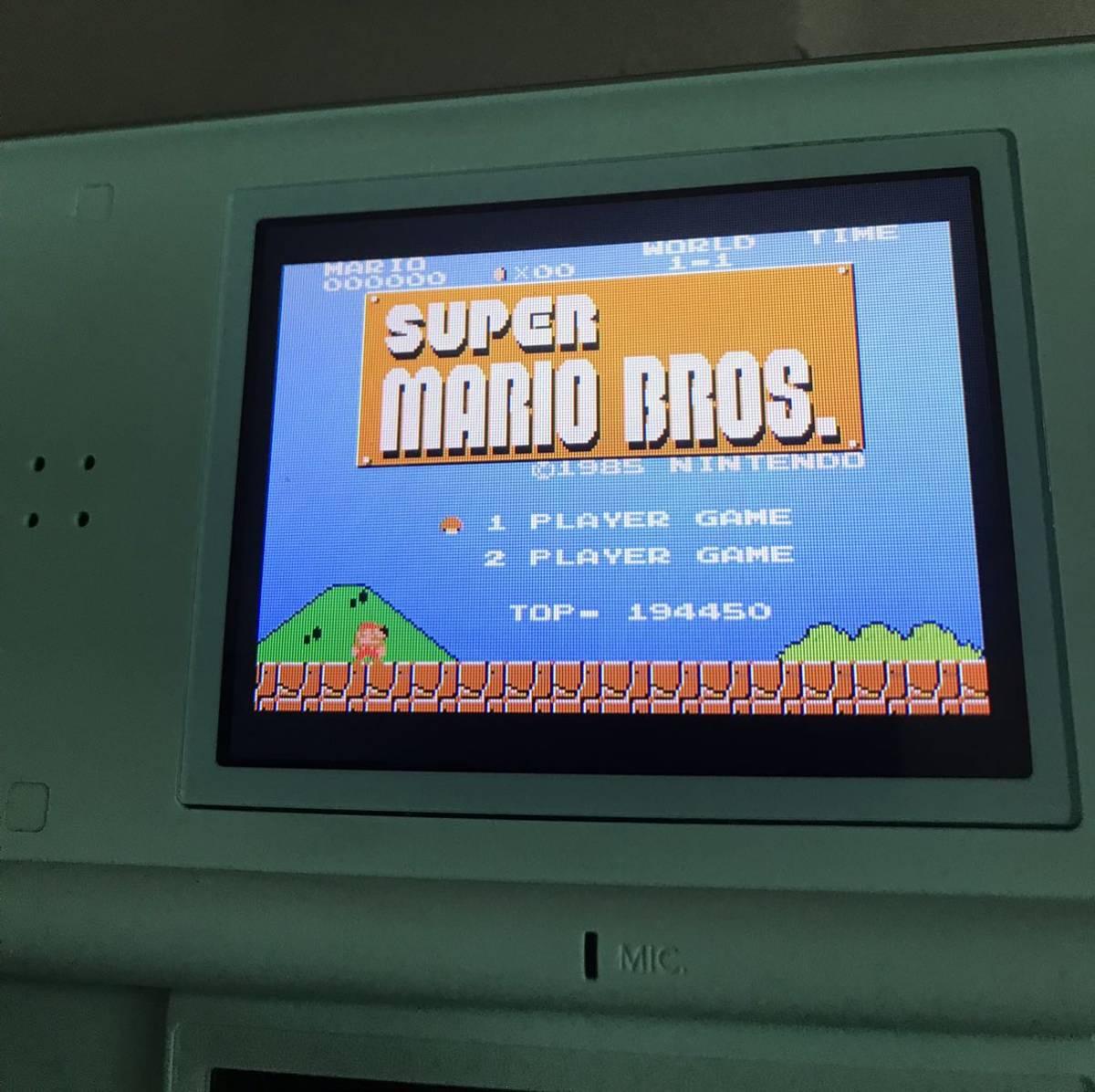 【動作確認済み】GBA スーパーマリオブラザーズ ゲームボーイアドバンス