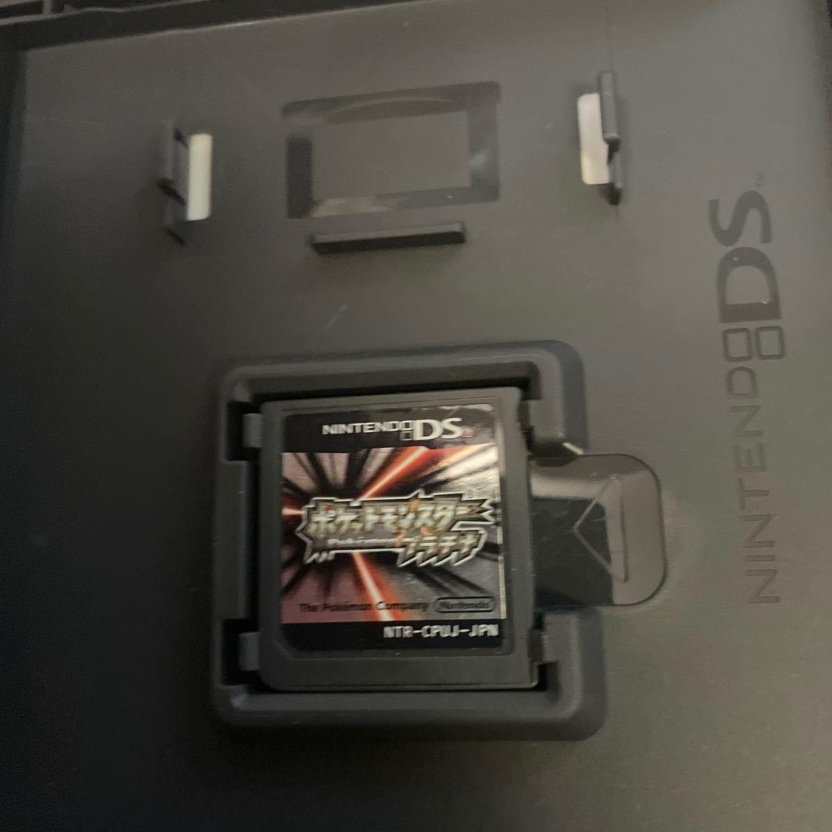 ポケットモンスタープラチナ DSソフト