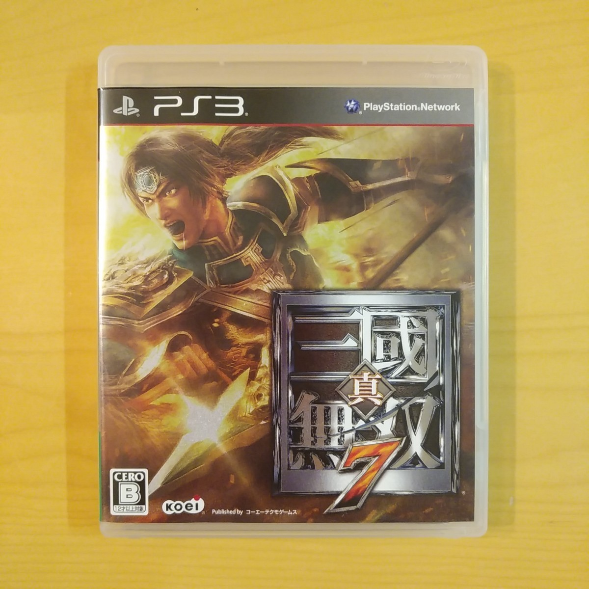 PS3 真・三國無双7