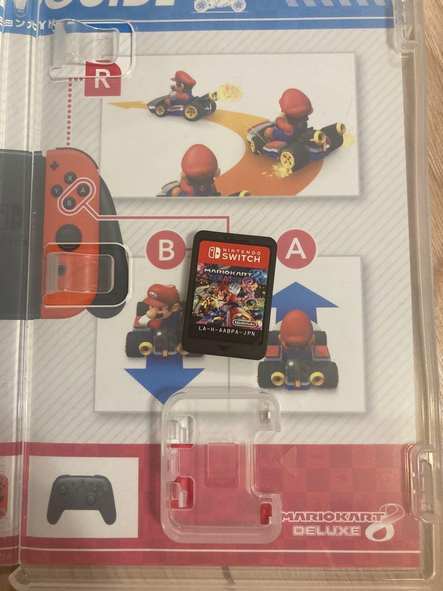 【Switch】 マリオカート8 デラックス ハンドルセット