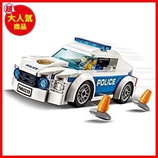 【即決】ポリスパトロールカー レゴ(LEGO) 60239 BH-18 おもちゃ ブロック 男の子 シティ 車_画像9