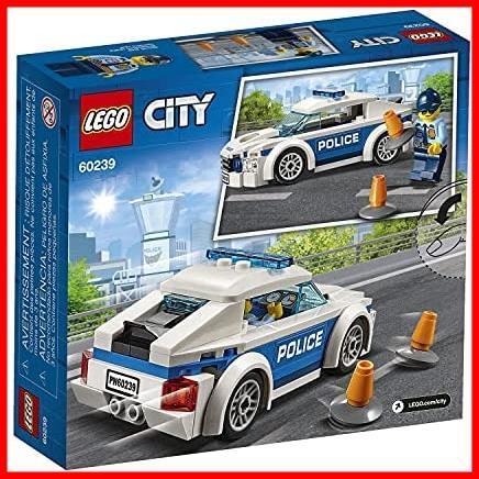 【即決】ポリスパトロールカー レゴ(LEGO) 60239 BH-18 おもちゃ ブロック 男の子 シティ 車_画像7