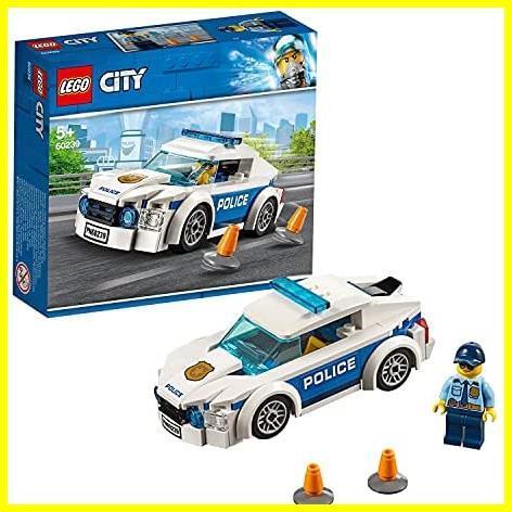 【即決】ポリスパトロールカー レゴ(LEGO) 60239 BH-18 おもちゃ ブロック 男の子 シティ 車_画像1