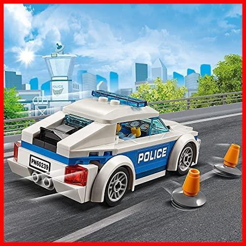 【即決】ポリスパトロールカー レゴ(LEGO) 60239 BH-18 おもちゃ ブロック 男の子 シティ 車_画像3