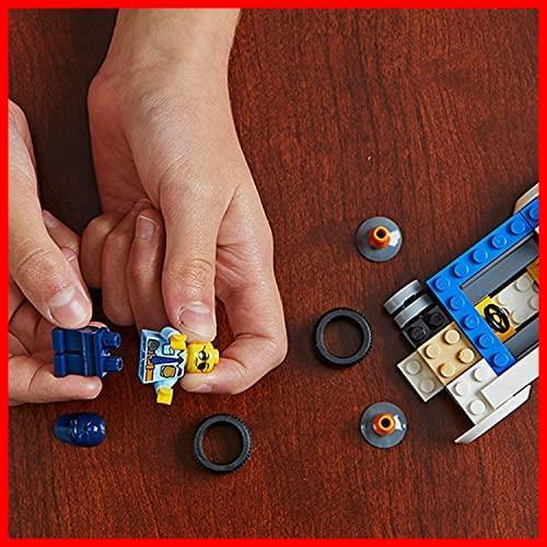 【即決】ポリスパトロールカー レゴ(LEGO) 60239 BH-18 おもちゃ ブロック 男の子 シティ 車_画像5