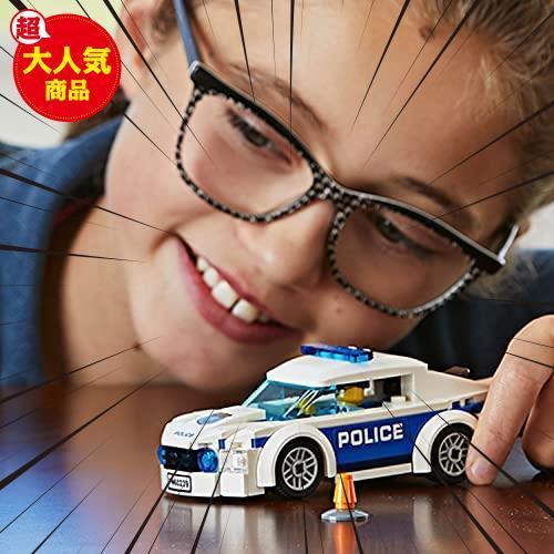 【即決】ポリスパトロールカー レゴ(LEGO) 60239 BH-18 おもちゃ ブロック 男の子 シティ 車_画像6