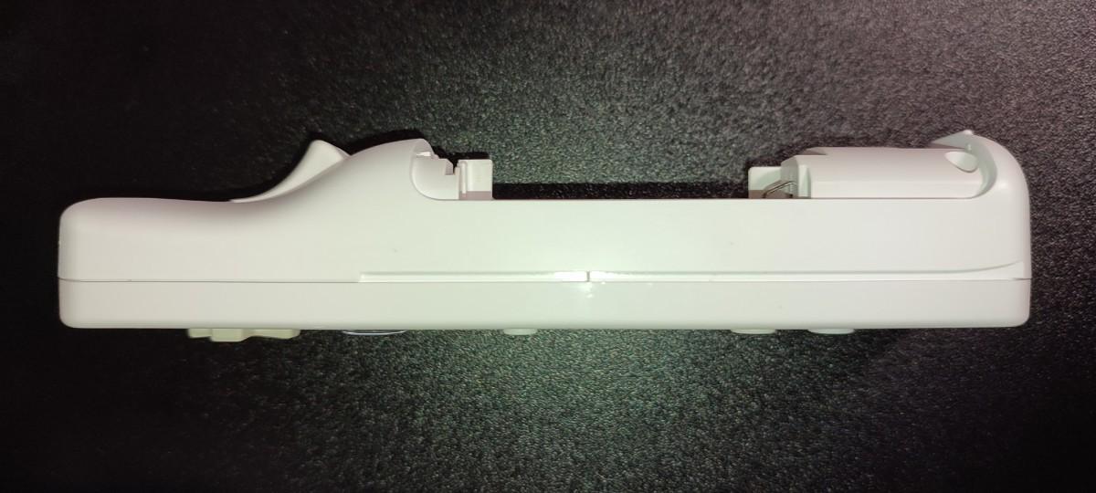 Wiiリモコン ホワイト ヌンチャク