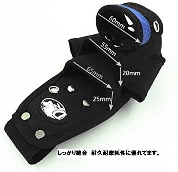 スリムタイプ 工具用ウエストバッグ 大工 電工用 作業効率の良い機能設計 工具差し 工具袋 ポーチ腰袋 ベルトポーチ ツールバッ_画像3