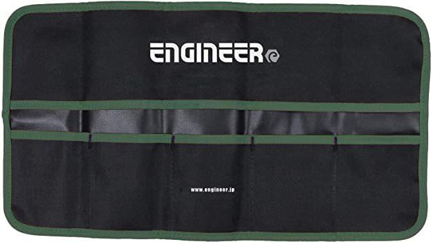 ケース単品 エンジニア ツールロールバッグ 工具袋 465×250×3㎜ KSE-35_画像2
