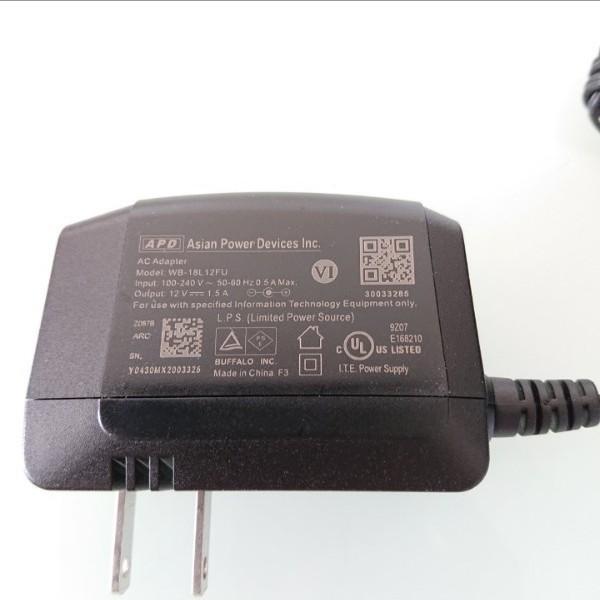 BUFFALO  WiFi  無線LANルーター  Wi-Fiルーター