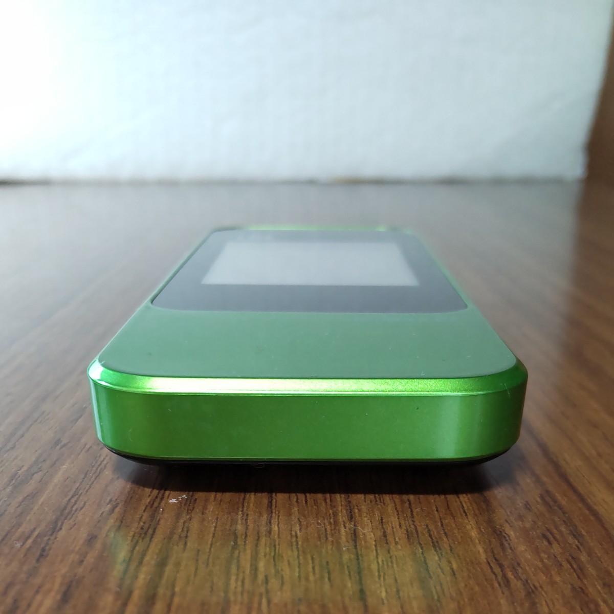 楽天設定済 WiMAX2+ SPEED Wi-Fi NEXT W04 UQ HWD35 楽天band3固定 214