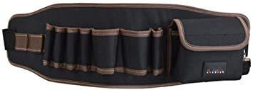 型A [えみり] ツールバッグ ウエストバッグ 腰袋 工具袋 工具収納 ベルト付き 調節可能 多ポケット 大容量 多機能 撥水 _画像1