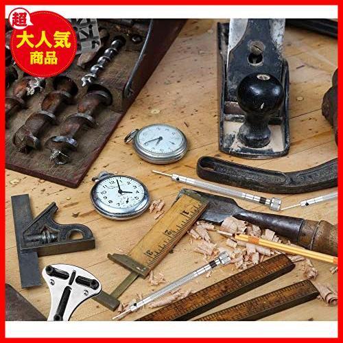 XOOL 腕時計工具セット 時計修理工具セット 電池交換 ベルト調整 サイズ調整 ミニ精密ドライバー付き 収納ケース付き_画像8
