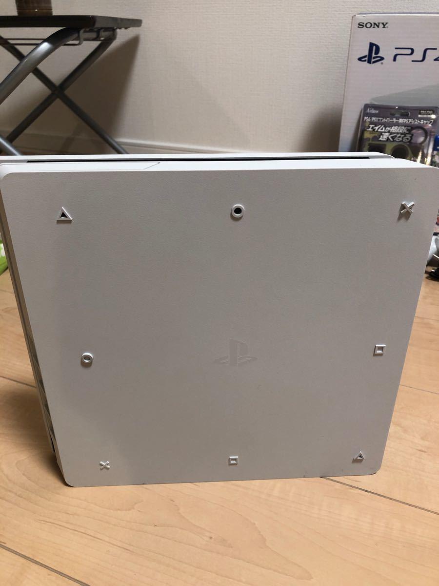 PS4本体 PlayStation4 プレイステーション4 CUH-2000A 中古 充電スタンド 縦置きスタンド ヘッドセット