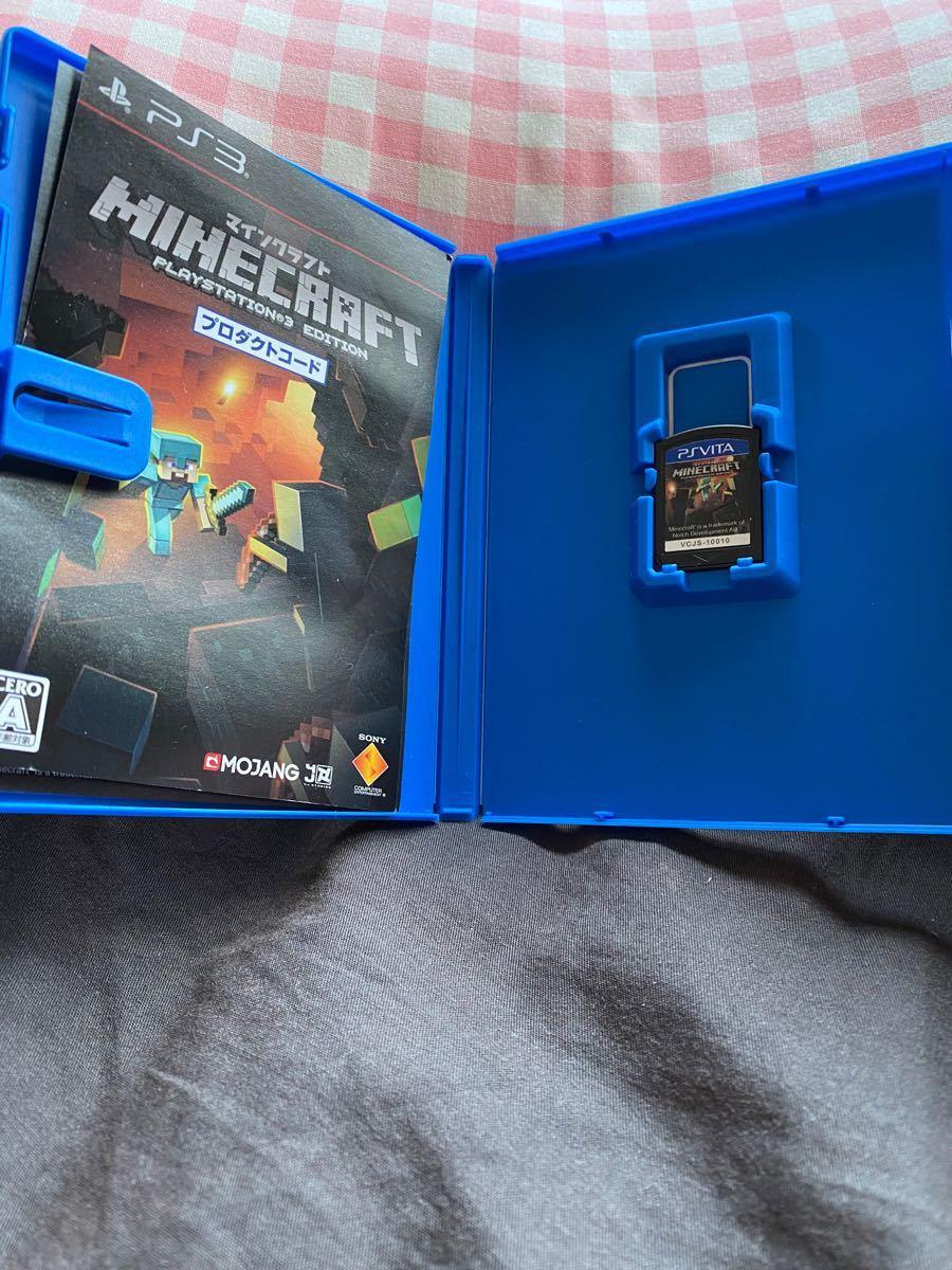 マイクラ マインクラフト Minecraft PS Vita