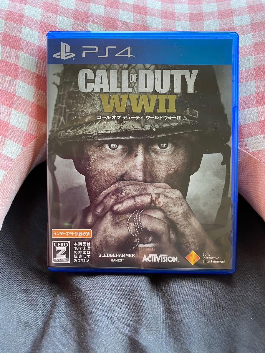 CALL OF DUTY WW2 コールオブデューティ ワールドウォー2 PS4 PS4ソフト コールオブデューティー