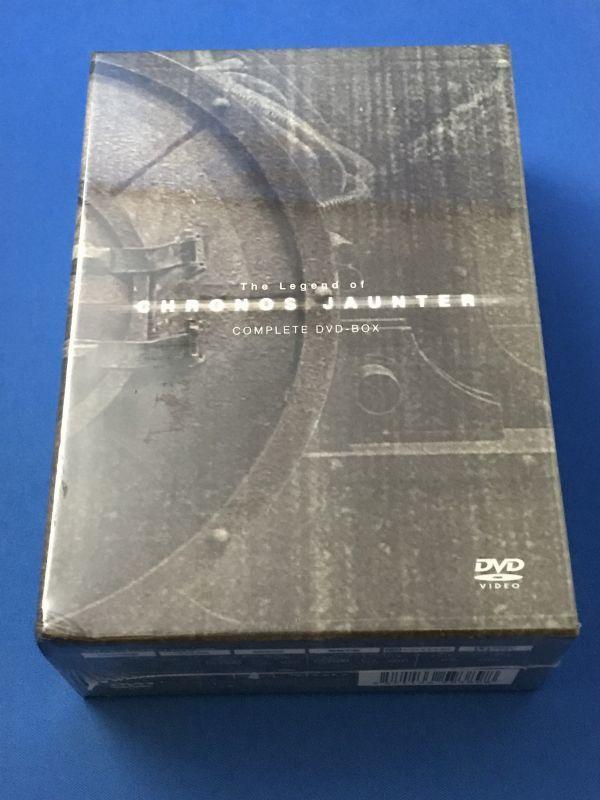 新品未開封 演劇集団キャラメルボックス クロノスジョウンター DVD BOX 1000セット限定生産 クロノス ミス・ダンデライオン_画像1