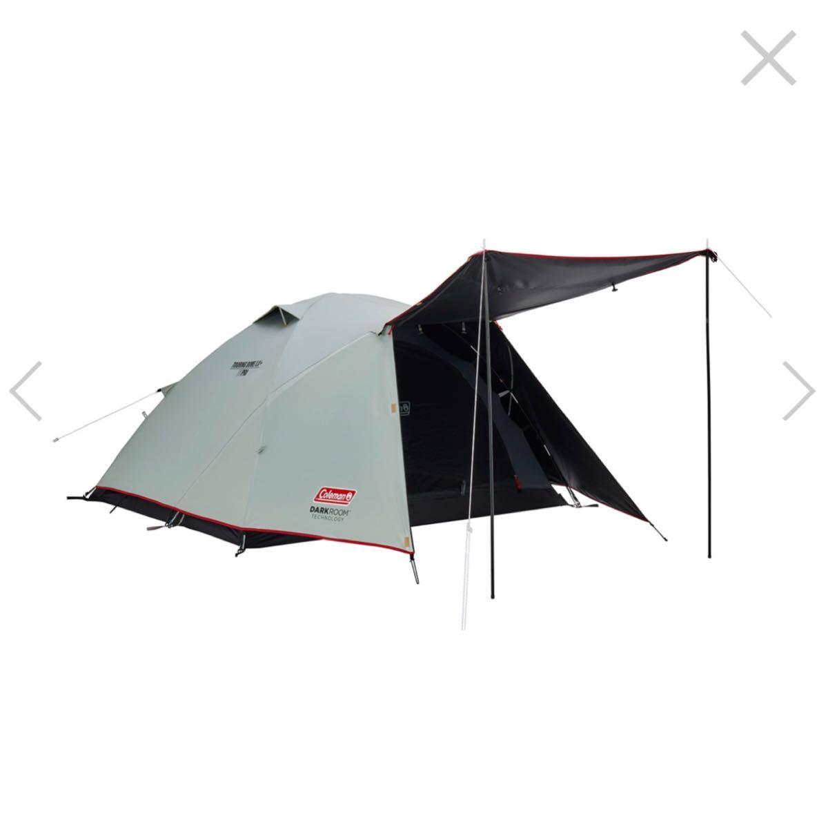 完売★新品 Coleman コールマン ツーリングドーム/LX+ 2〜3人用 ソロキャンプ タープ テント snowpeak