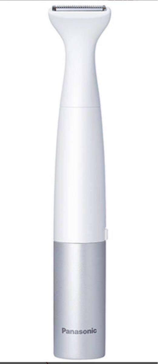 シェーバー パナソニック 女性 レディース デリケートゾーン ES-WV60-S VIOフェリエ