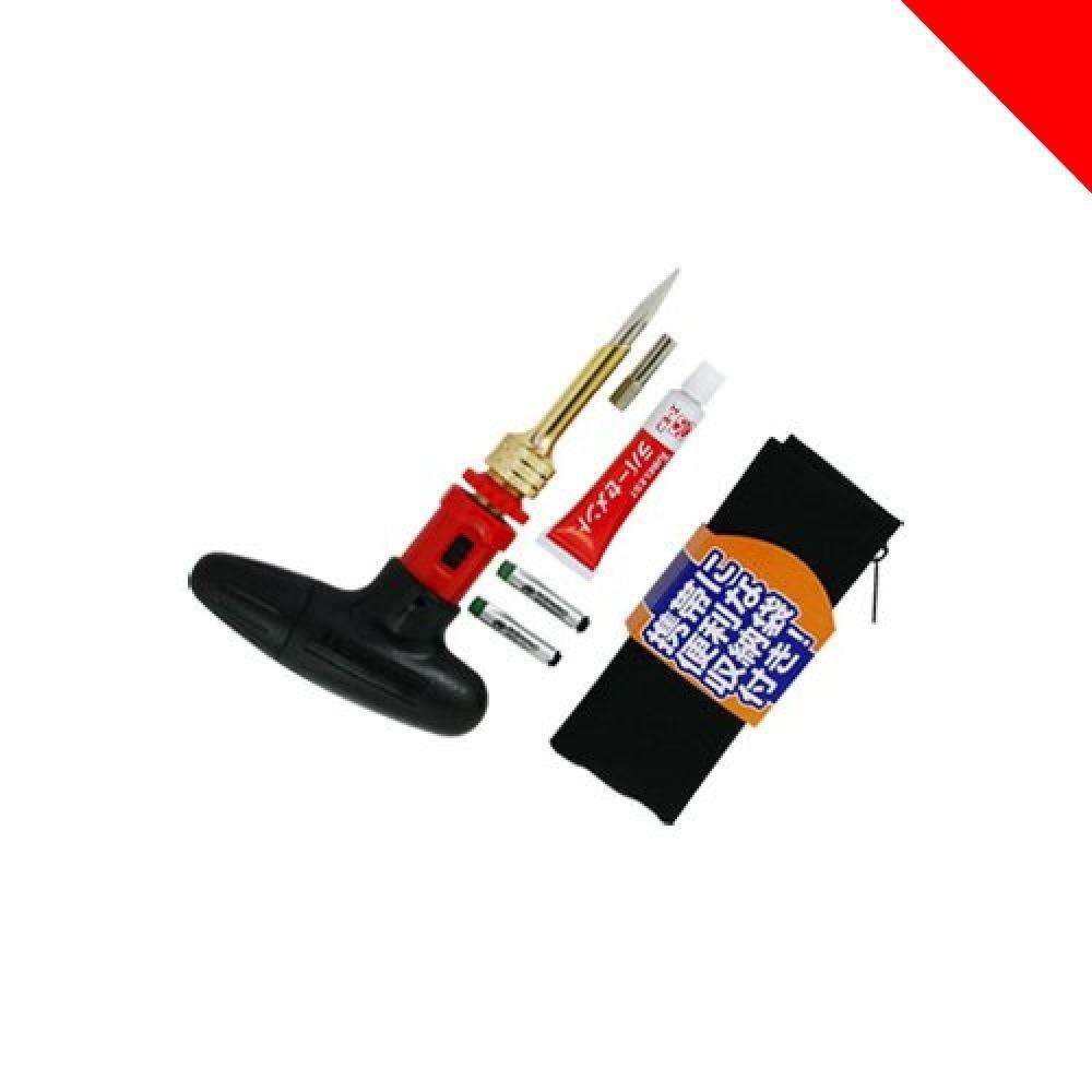 新品通常品(修理キット/本体) エーモン パンク修理キット 5mm以下穴用KLA8_画像1