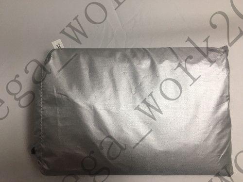 限定価格 2XL バイクカバー シルバー 防水 中型 UV 雨対策 錆防止 目玉商品_画像4