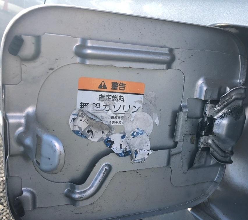 ホンダ/アコードワゴン/H15年式/84,000㎞/車検R4年11月/4WD _画像5