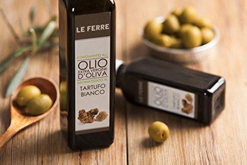 (世界の一流シェフ御用達)レフェッレ フレーバード・オリーブオイル 白トリュフ風味 250ml イタリア産純度100%_画像2
