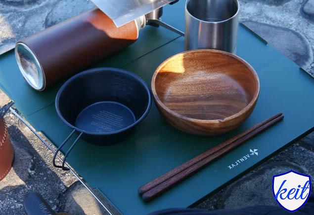 ローテーブル キャンプテーブル アウトドア キャンプ アルミ製 折り畳み式 耐熱 緑 グリーン ktam53