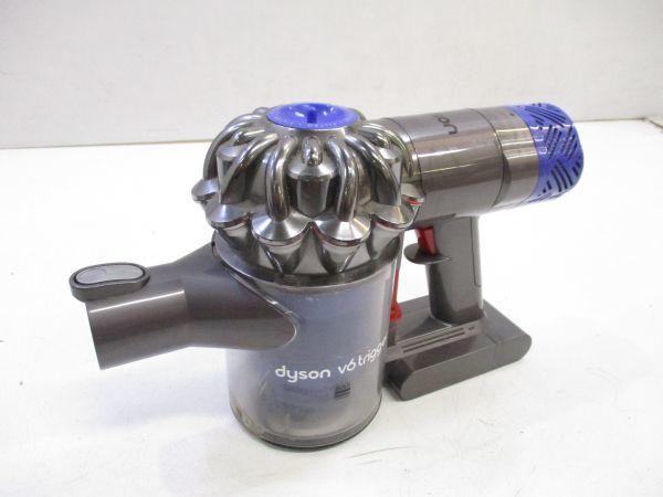 0dyson ... V6 HH08  беспроводной   очиститель    Sai ... пылесос    зарядное устройство / интрумент   идет в комплекте  A-9104 @140 0