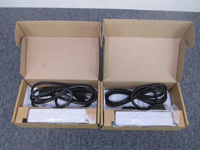 *Microchip PowerDsine 3501G энергия over i-sa сеть PoE Gigabit* б/у текущее состояние доставка 2 шт. комплект *