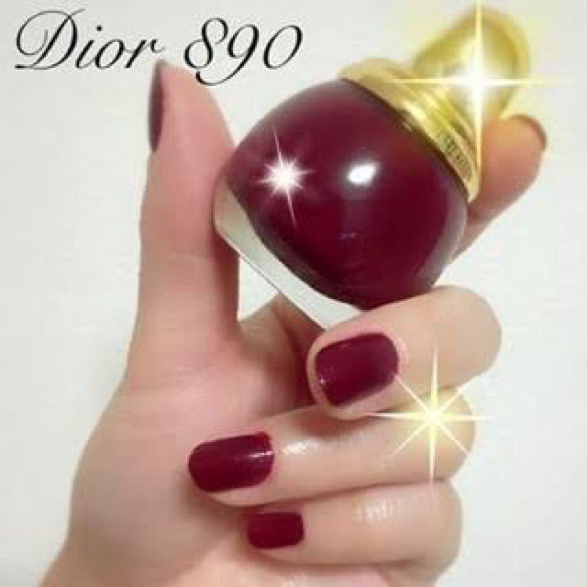 Diorディオール ヴェルニ ディオリフィック 890 オダス クリスマス限定