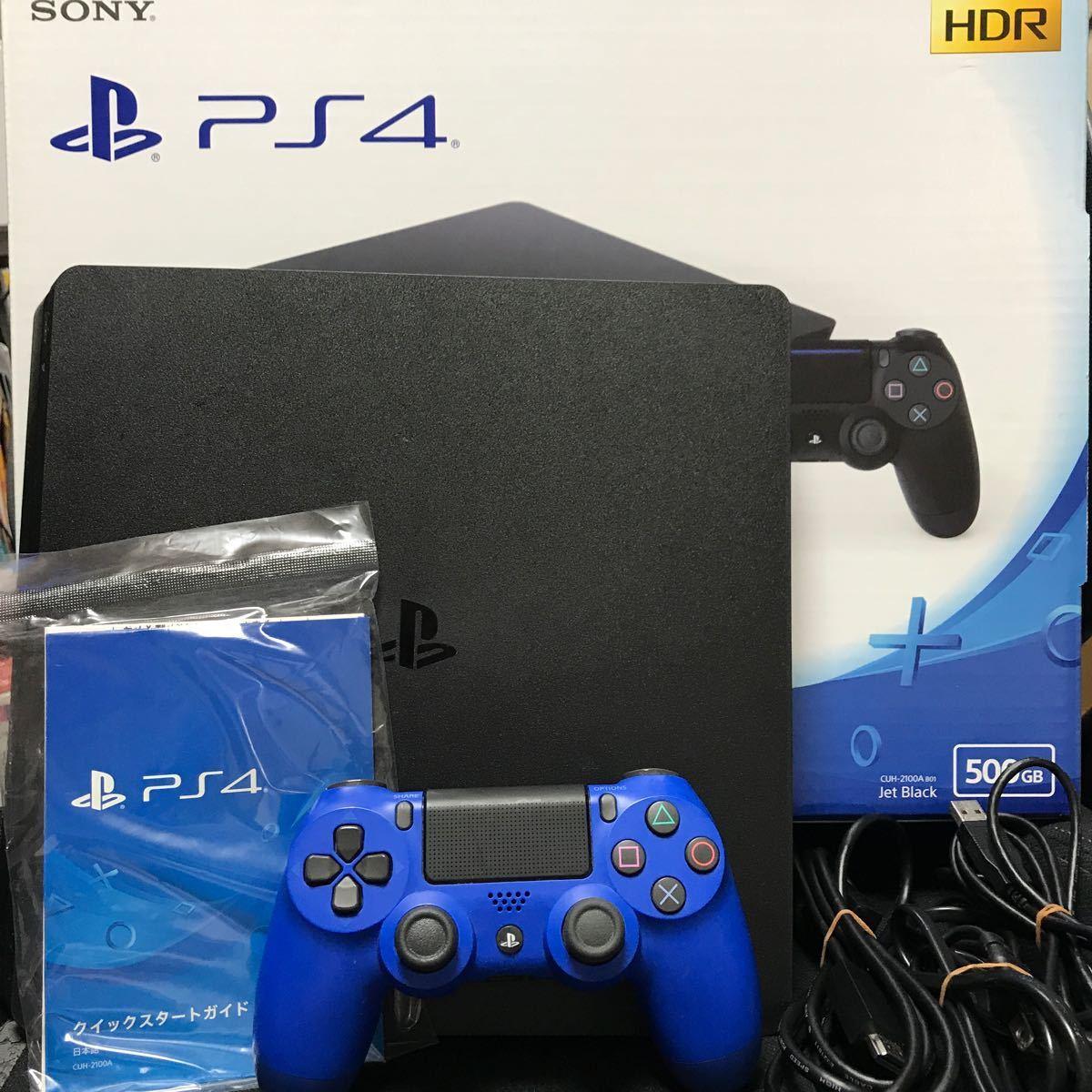 PS4 プレイステーション4 PS4本体