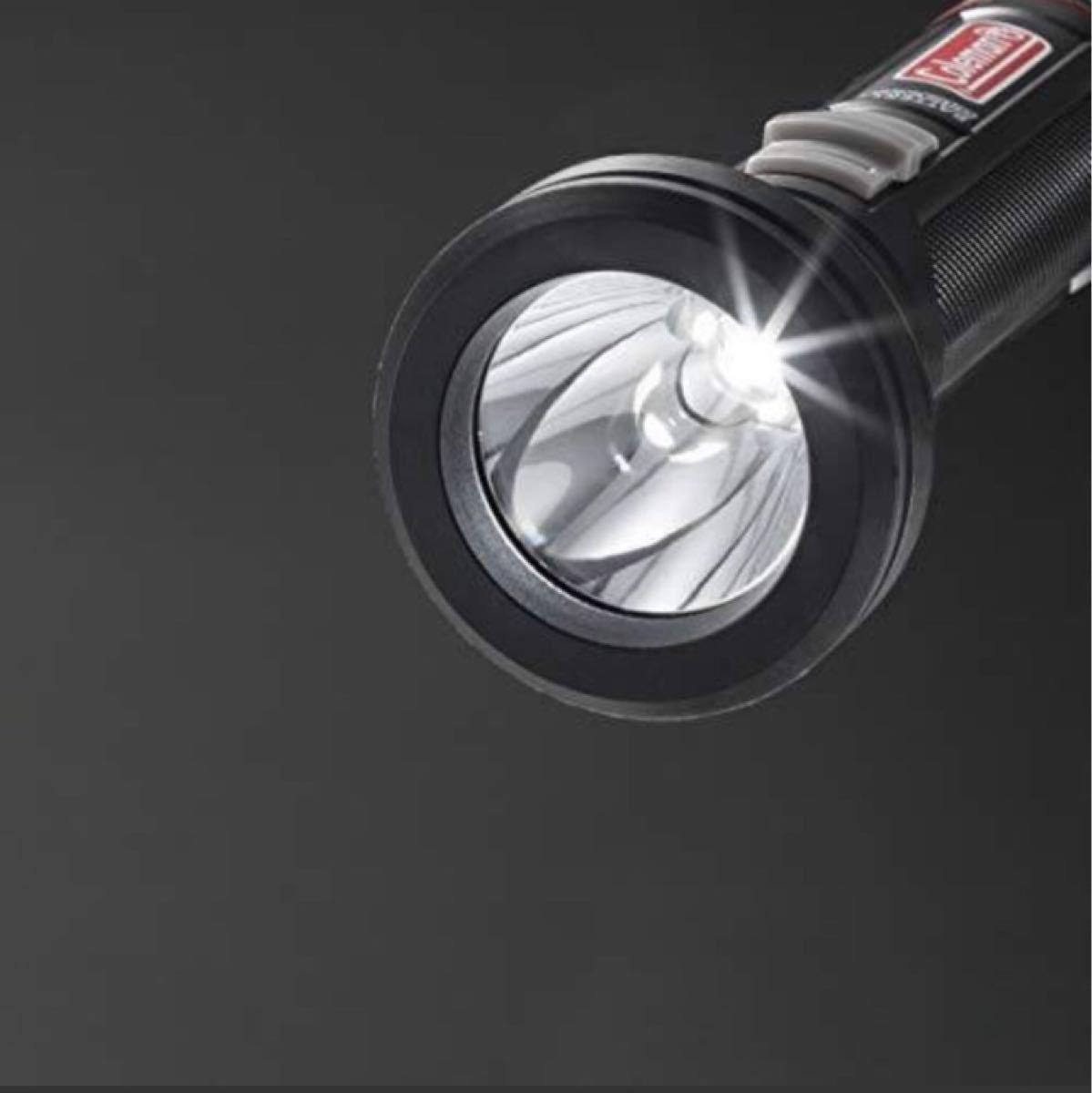 コールマン(Coleman) バッテリーガード LED フラッシュライト 350 完売品