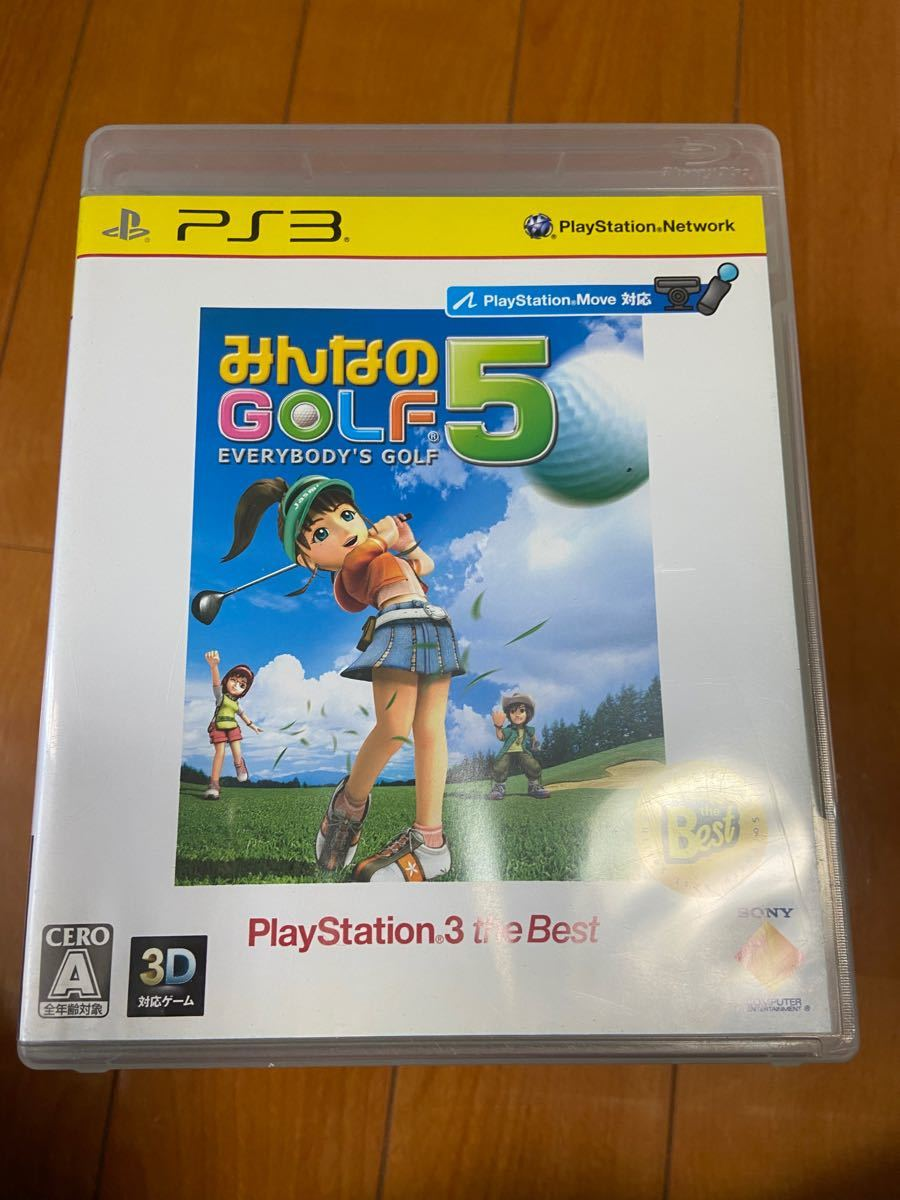 PS3ソフト