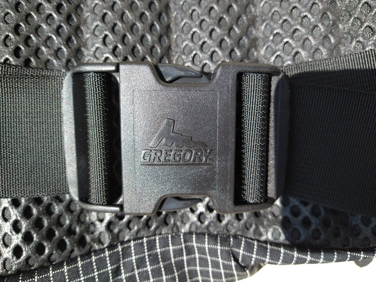 GREGORY グレゴリー テールメイト スペクトラ USA製 Sサイズ ウエストバッグ 2002年製