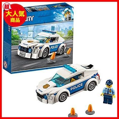 レゴ(LEGO) シティ ポリスパトロールカー 60239 ブロック おもちゃ 男の子 車_画像1