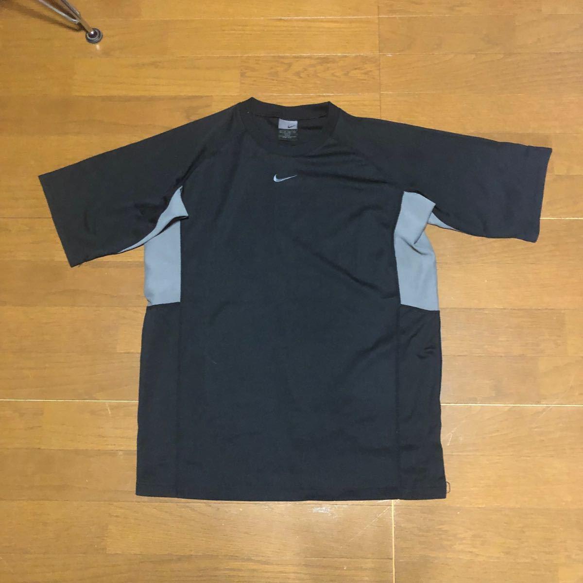 NIKE ナイキ dryfit ドライフィット ドライTシャツ 半袖 tシャツ 半袖シャツ メンズ ロゴ 刺繍 スポーツ ウェア