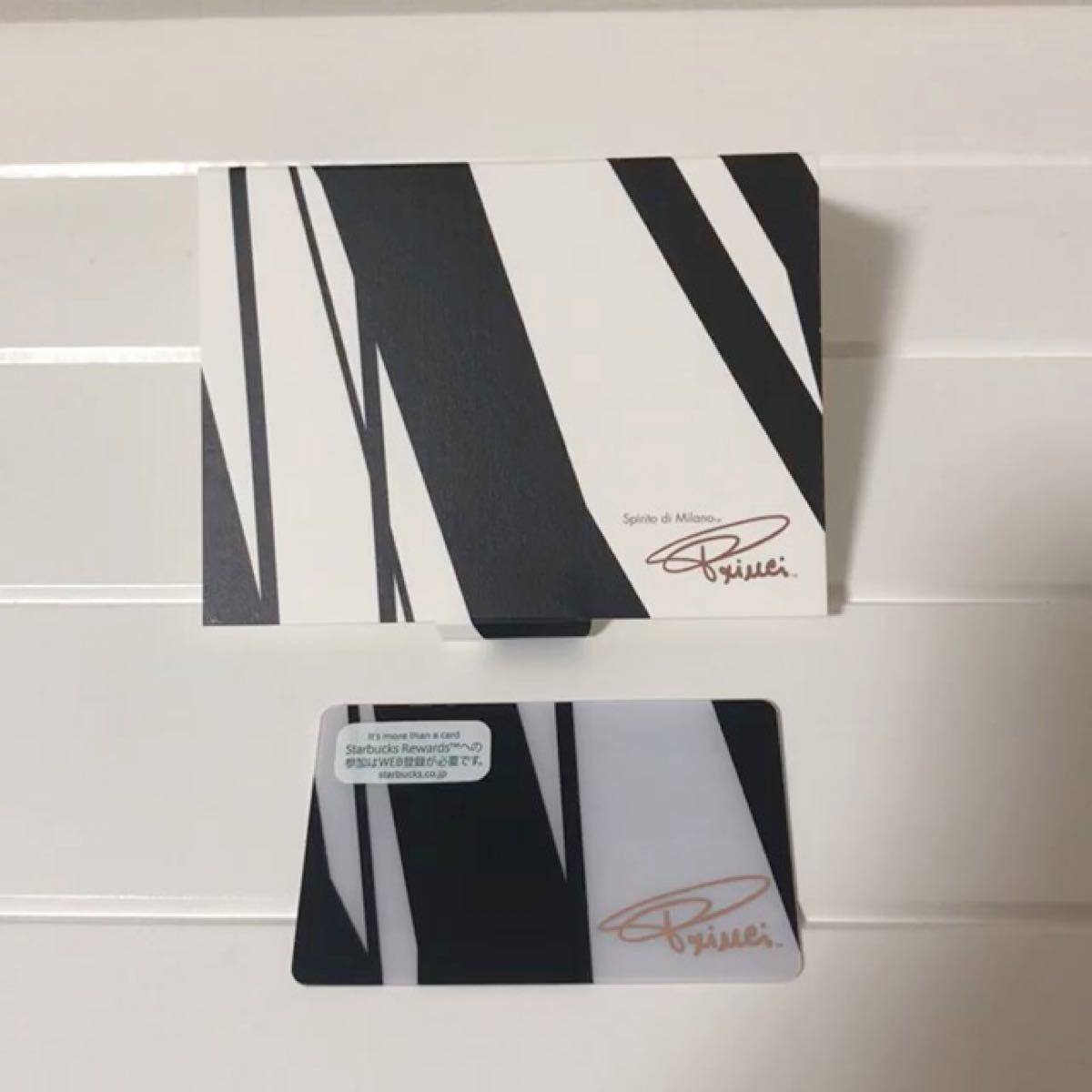 スターバックスロースタリー東京内プリンチ入手 プリンチ限定柄カード