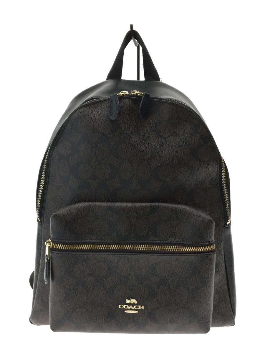 ТРЕНЕР ◆ Рюкзак / F38301 / Charlie / PVC / BRW / Модная женская сумка и рюкзак, рюкзак с полным рисунком