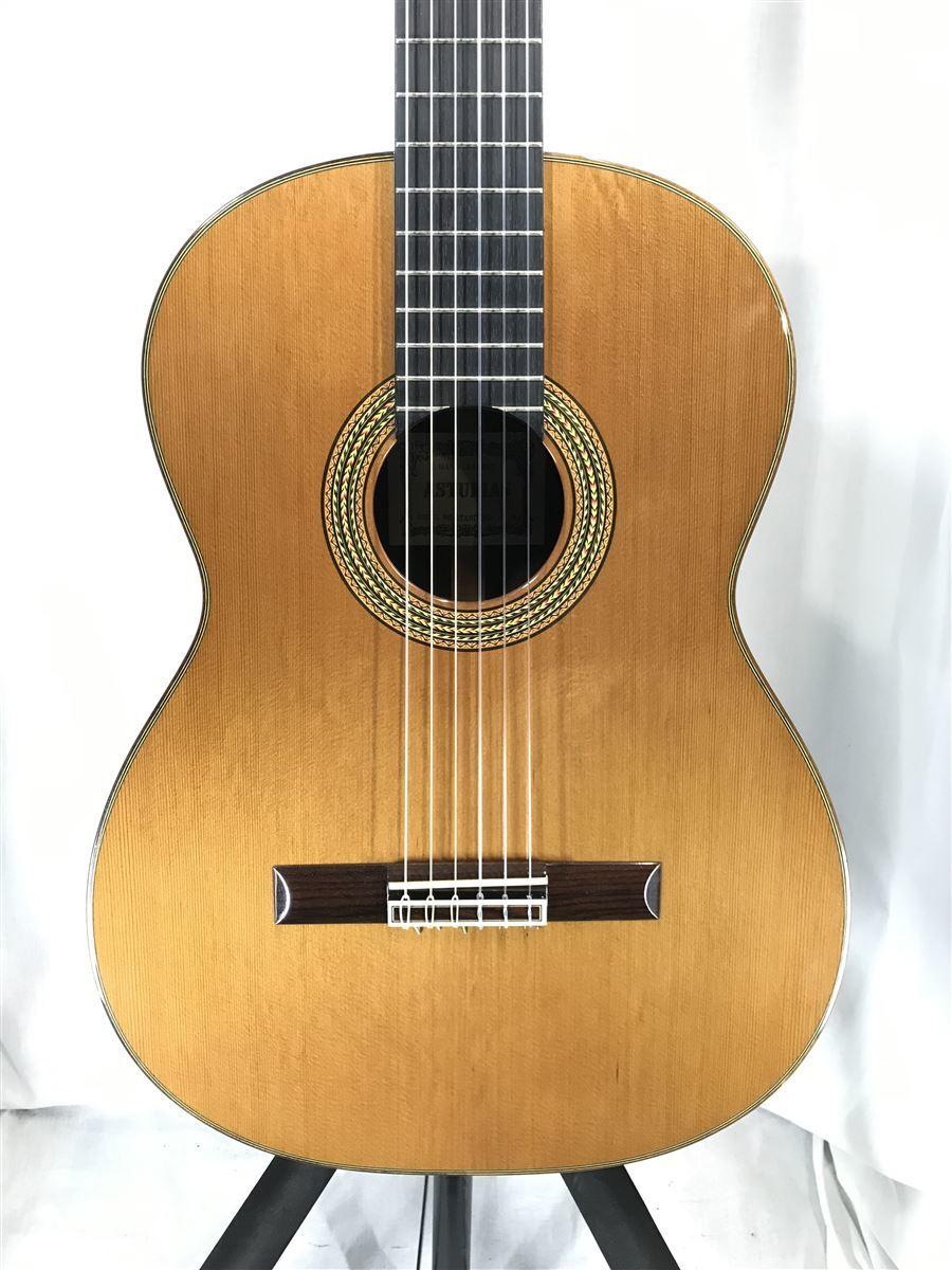 Asturias◆STANDARD/クラシックギター/2005年製/ナチュラル/セミハードケース付属/ガットギター_画像5