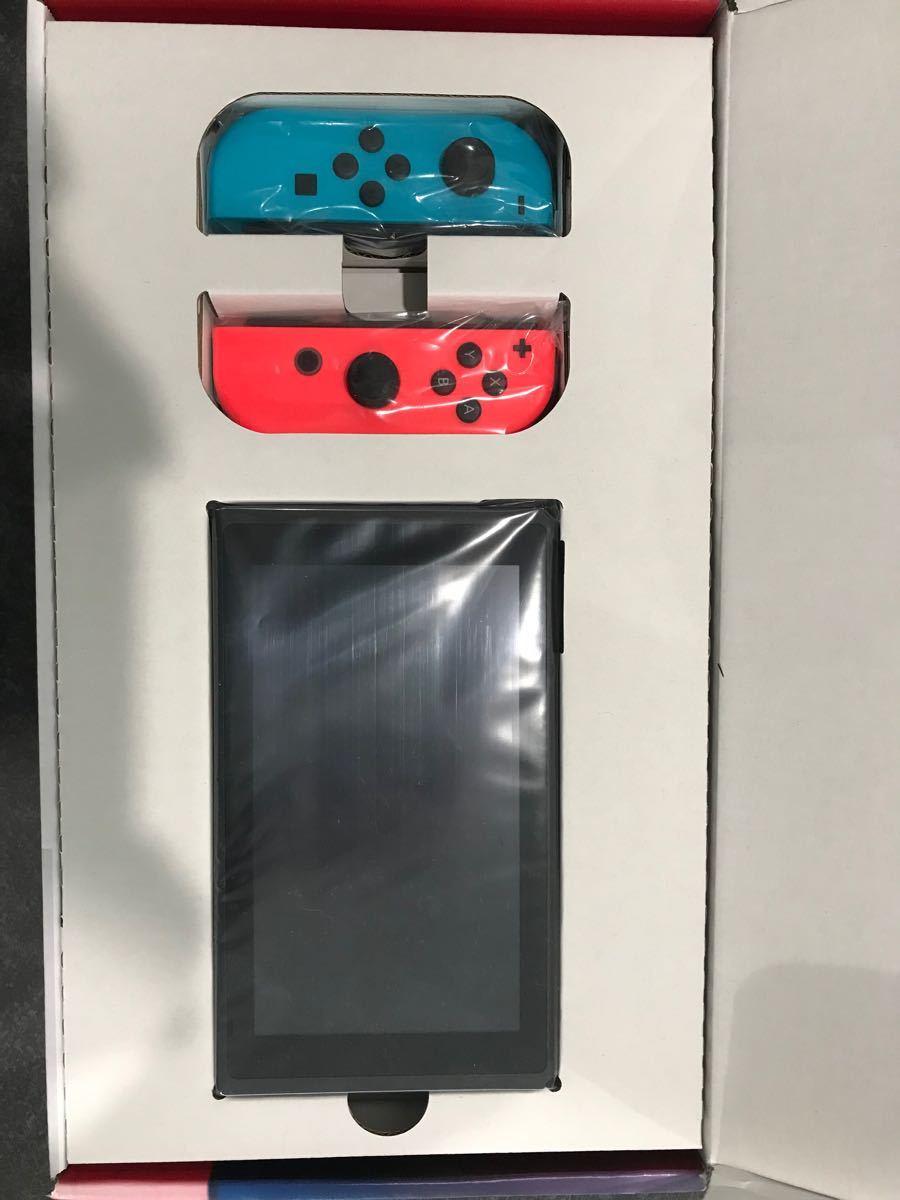 ニンテンドースイッチ本体/Nintendo Switch本体 任天堂 Switch [ネオンブルーネオンレッド]