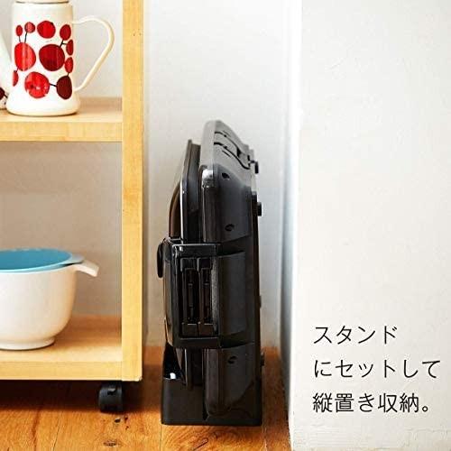 新品◎タイガー魔法瓶(TIGER)◆ホットプレート3枚セット◆平面◆たこ焼き◆焼肉◆蓋付き◆ブラウン◆CRV-A300-T_画像7