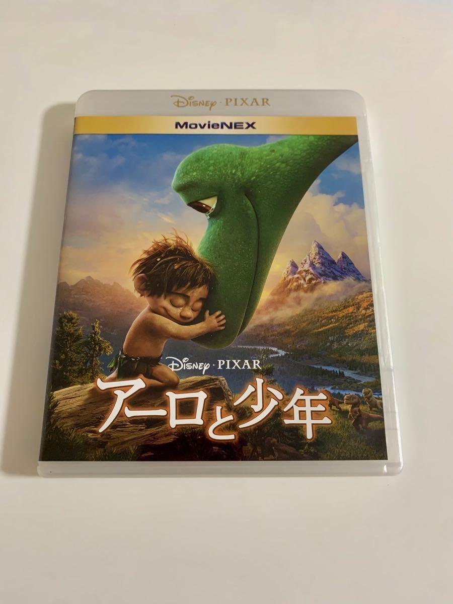 アーロと少年&ライオンキング    Blu-ray+純正ケースセット