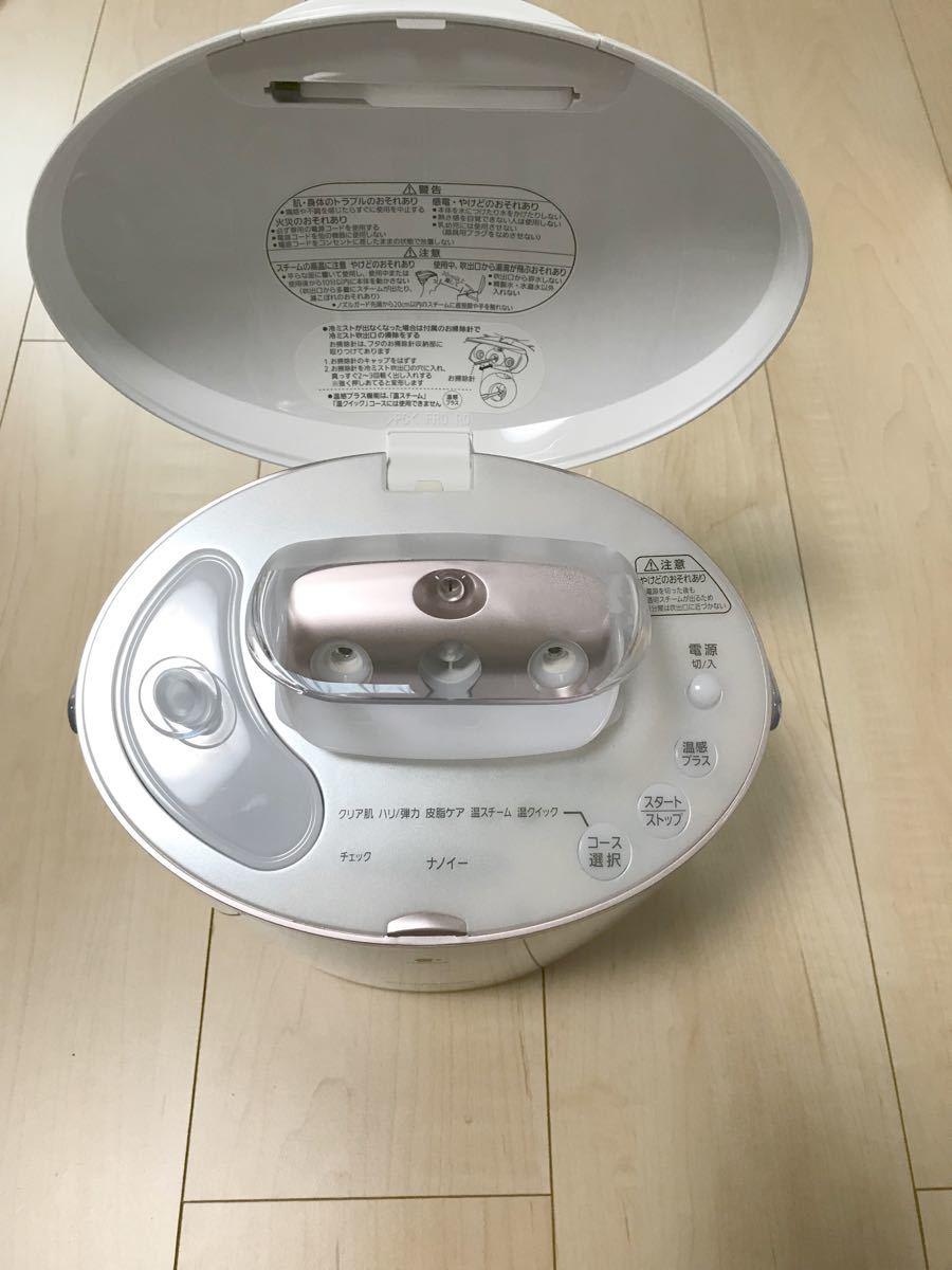 Panasonic イオンスチーマーナノケア 美顔器