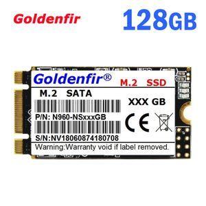 ★ 最安新品!◆ SSD Goldenfir M.2 128GB 2242 新品未開封 高速 SATA3 TLC 3D NAND 内蔵 デスクトップ ノートPC (a1734)_画像1