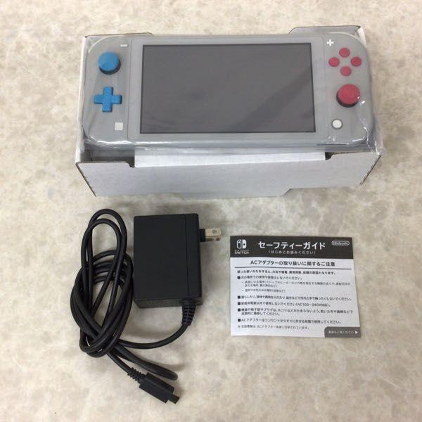 1円~ 動作確認済/初期化済 Nintendo Switch Lite HDH-001 ザシアン・ザマゼンタ 本体_画像2